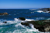wave stock photography | California, Point Arena, Point Arena Lighthouse, image id 4-796-27