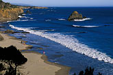 wave stock photography | California, Mendocino County, Anchor Bay Beach, image id 4-796-41