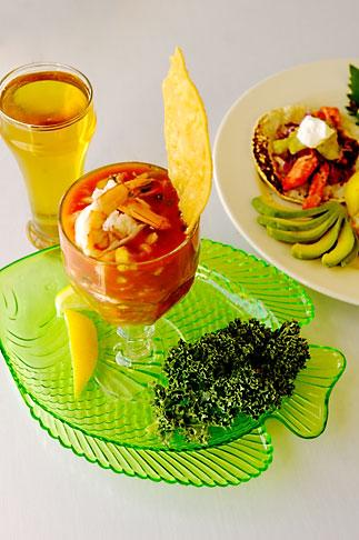 image 4-800-13 Food, Shrimp cocktail