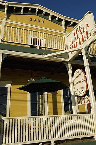 image 4-800-58 California, Gualala, Gualala Hotel