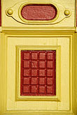 red door detail stock photography | California, Benicia, Door detail, image id 4-87-15