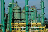 colour stock photography | Oil Industry, Oil refinery, image id 4-90-36