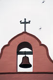 missionary stock photography | California, Missions, Bell Tower, La Purisima Mission, image id 5-121-33