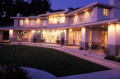 image 5-236-33 California, Lafayette, Thornburgh House, Scott Sullivan architect