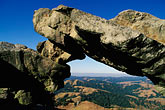 east bay stock photography | California, East Bay Parks, Natural arch, Las Trampas Regional Park, image id 5-351-5