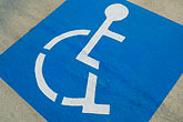handicapped parking stock photography | Signs, Handicapped parking, image id 5-809-1469