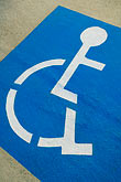 vertical stock photography | Signs, Handicapped parking, image id 5-809-1470