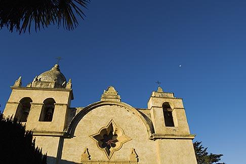 image 5-810-1490 California, Carmel, Carmel Mission Church