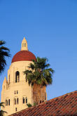 vertical stock photography | California, Palo Alto, Stanford University, Hoover Tower, image id 6-134-28