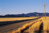 highway stock photography | Nevada, Highway 50, Morning light, Lander County, image id 6-253-30