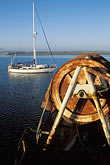 morro bay harbor stock photography | California, San Luis Obispo County, Fishing boat, Morro Bay, image id 6-319-7