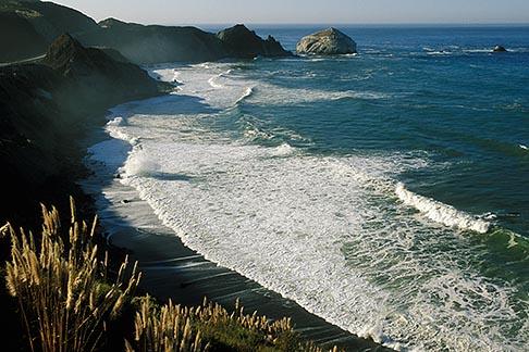 image 6-476-93 California, Big Sur, Jade Cove