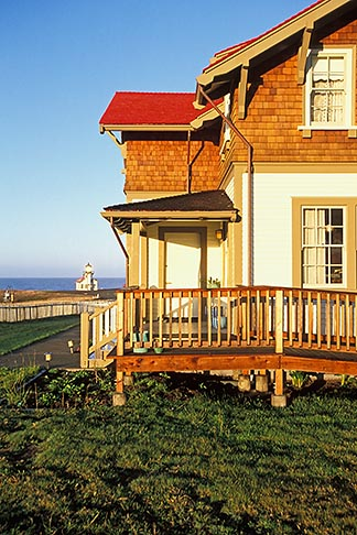 image 6-480-26 California, Mendocino County, Lighthouse Inn at Point Cabrillo