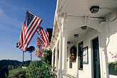 patriotism stock photography | California, Mendocino  County, Little River Inn, image id 6-485-70