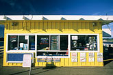 eat stock photography | California, Santa Cruz, Santa Cruz Wharf, Snack Bar, image id 7-601-27