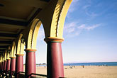 arch stock photography | California, Santa Cruz, Santa Cruz Beach Boardwalk, Arcade, image id 7-601-84