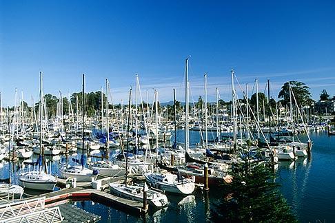 image 7-601-98 California, Santa Cruz, Small Craft Harbor