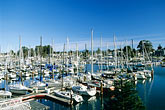 pleasure boat stock photography | California, Santa Cruz, Small Craft Harbor, image id 7-601-98