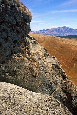 image 9-426-16 California, East Bay Parks, Rocky Ridge, Las Trampas Regional Park