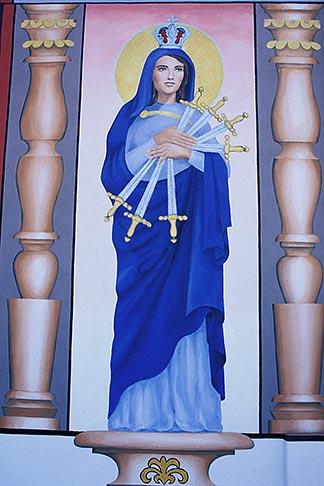 image 9-575-1 California, Santa Barbara, Mount Calvary Monastery
