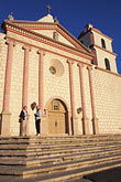 step stock photography | California, Missions, Mission Santa Barbara, image id 9-575-58