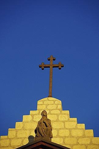 image 9-575-71 California, Missions, Mission Santa Barbara