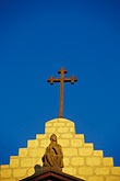 spiritual stock photography | California, Missions, Mission Santa Barbara, image id 9-575-71