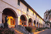 architecture stock photography | California, Missions, Mission Santa Barbara, image id 9-575-73