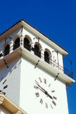 chronometer stock photography | California, Santa Barbara, County Courthouse, image id 9-576-38