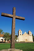 usa stock photography | California, Missions, Mission Santa Barbara, image id 9-576-5