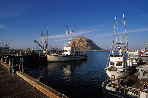 California san luis obispo county fishing boats morro for Morro bay fishing