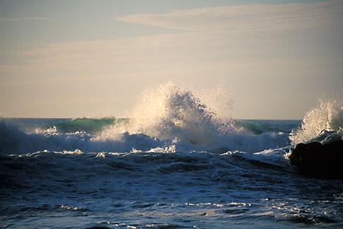 image 9-609-48 Pacific Ocean surf