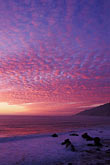cloudy stock photography | California, Big Sur, Sunset, Kirk Creek, Lucia, image id 9-609-88