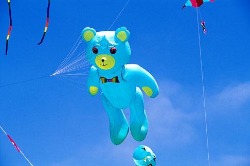 image S1-15-6 California, Berkeley, Kite Festival