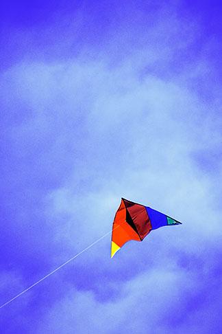 image S1-15-8 California, Berkeley, Kite Festival