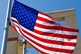 blue sky stock photography | Flags, American Flag, image id S5-145-49