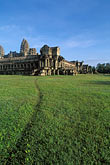 main building stock photography | Cambodia, Angkor Wat, Main temple, image id 0-400-25