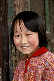 portrait of young girl stock photography | China, Xi