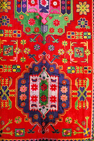 image 4-160-18 Textiles, Chinese Carpet