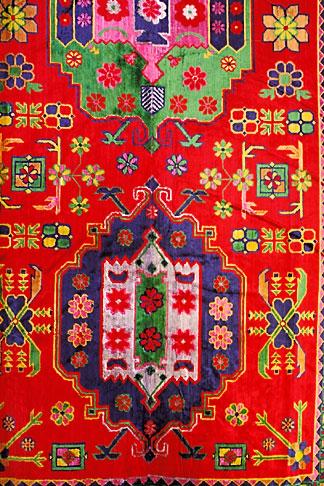 image 4-160-18 Textiles, Chinese Carpet