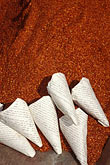 pepper stock photography | China, Kashgar, Ground pepper for sale in market, image id 4-421-25