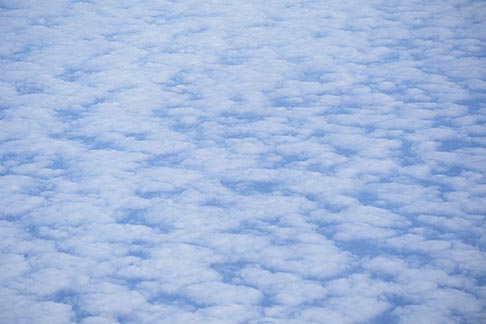 image 2-587-90 Clouds, Altocirrus formation