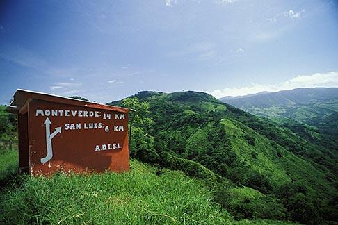 image 8-453-10 Costa Rica, Monteverde, San Luis Valley
