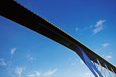low angle view stock photography | Cura�ao, Willemstad, Queen Juliana Bridge, image id 3-431-23