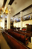 historical district stock photography | Cura�ao, Willemstad, Mikweh Isra�l Synagogue, built 1692, image id 3-431-27