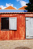poverty stock photography | Cura�ao, Willemstad, Kur� Hulanda Museum, slave quarters, image id 3-431-53