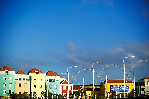 image 3-431-7 Curacao, Willemstad, Otrobanda waterfront