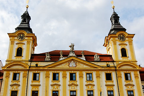 image 4-960-1124 Czech Republic, Pisek, Town hall, Radnice