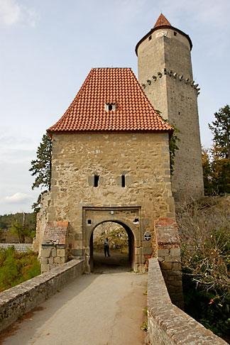 image 4-960-1144 Czech Republic, Zvikov, Zvikov castle