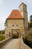 tower stock photography | Czech Republic, Zvikov, Zvikov castle, image id 4-960-1144